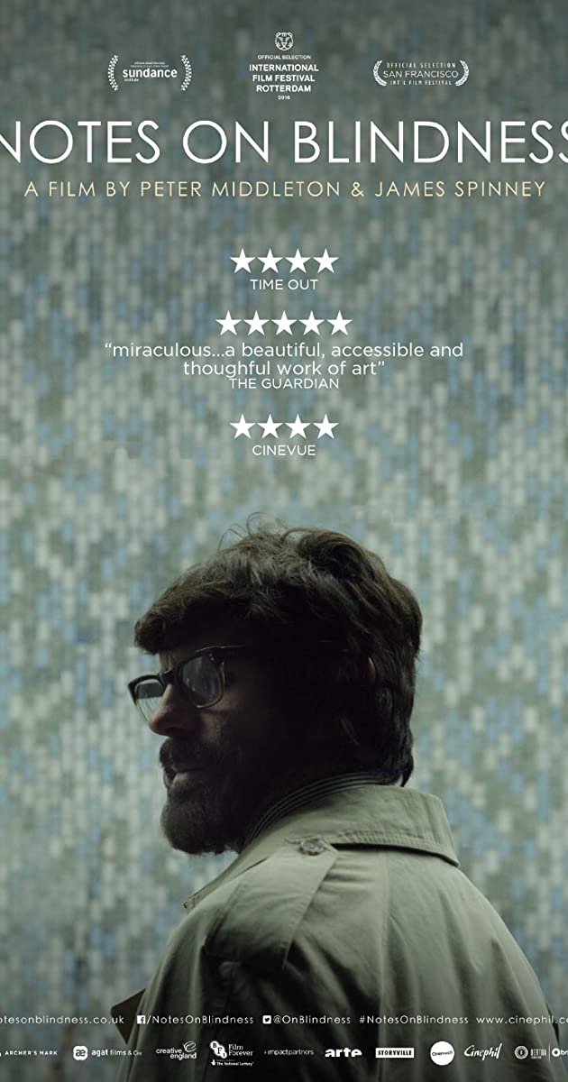 فيلم Notes on Blindness 2016