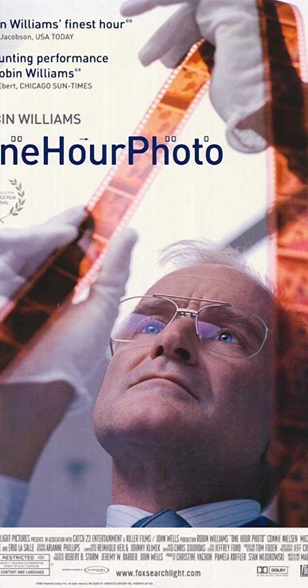 فيلم One Hour Photo 2002