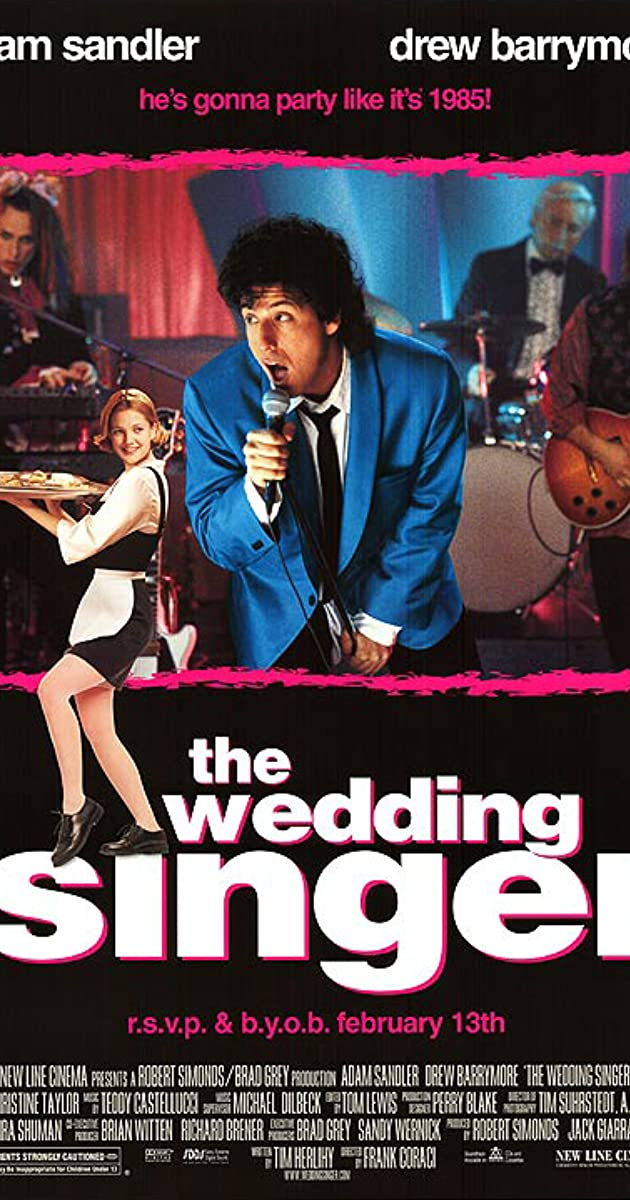 فيلم The Wedding Singer 1998
