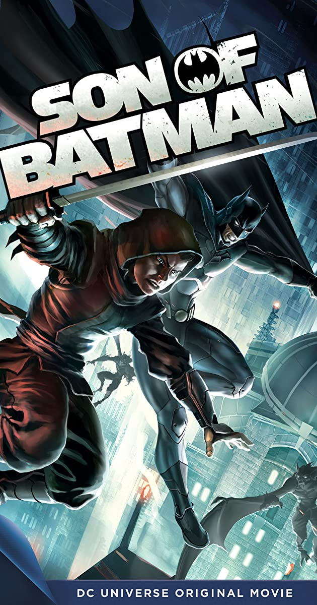 فيلم Son of Batman 2014