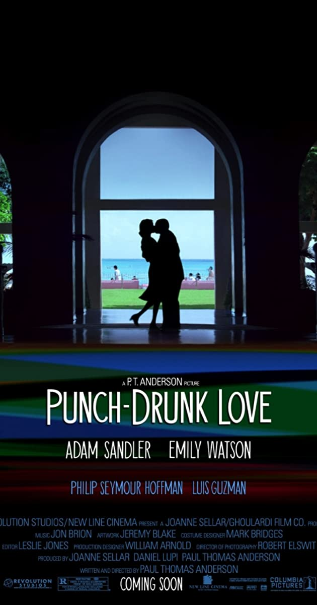 فيلم Punch:Drunk Love 2002