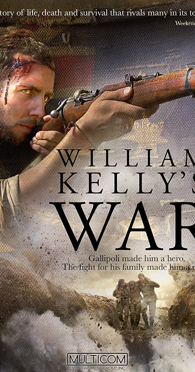 فيلم William Kellys War 2015