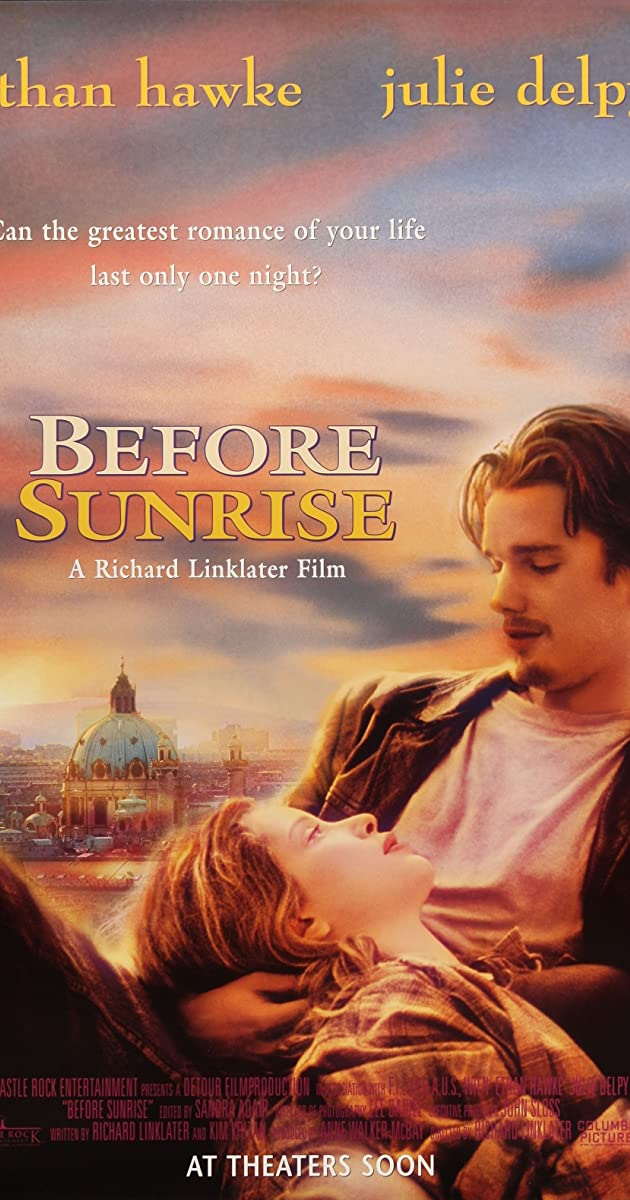 فيلم Before Sunrise 1995