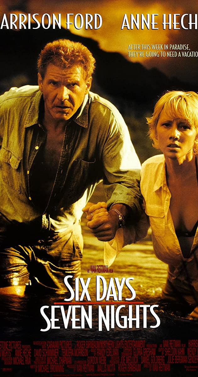 فيلم Six Days Seven Nights 1998