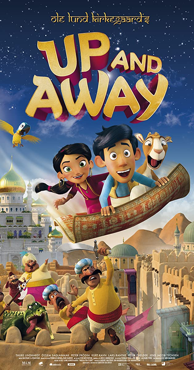 فيلم Up and Away 2018