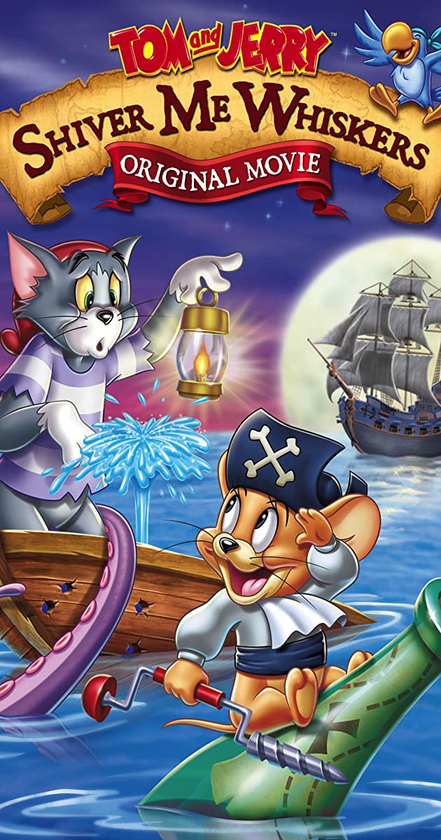 فيلم Tom and Jerry in Shiver Me Whiskers 2006
