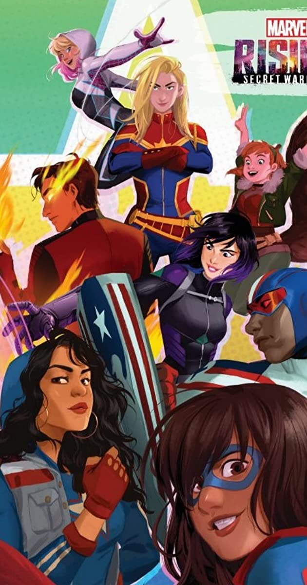فيلم Marvel Rising Secret Warriors 2018