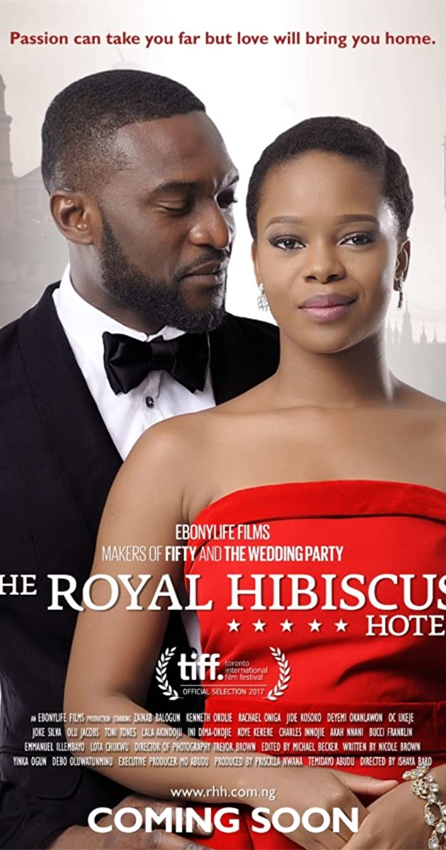 فيلم The Royal Hibiscus Hotel 2017