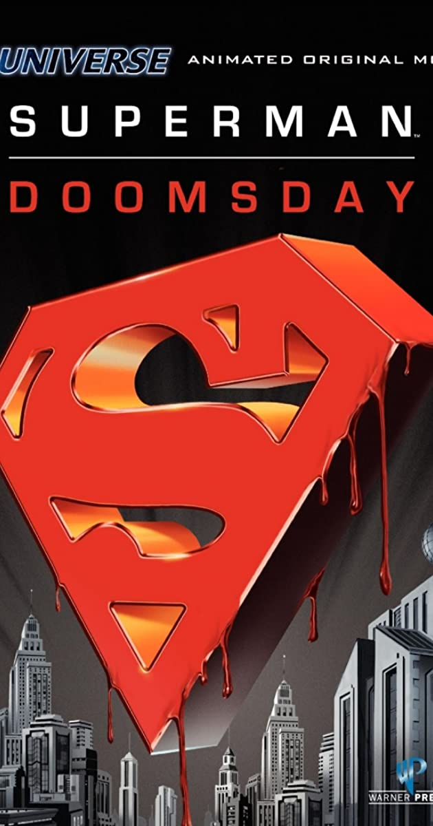 فيلم Superman-Doomsday 2007