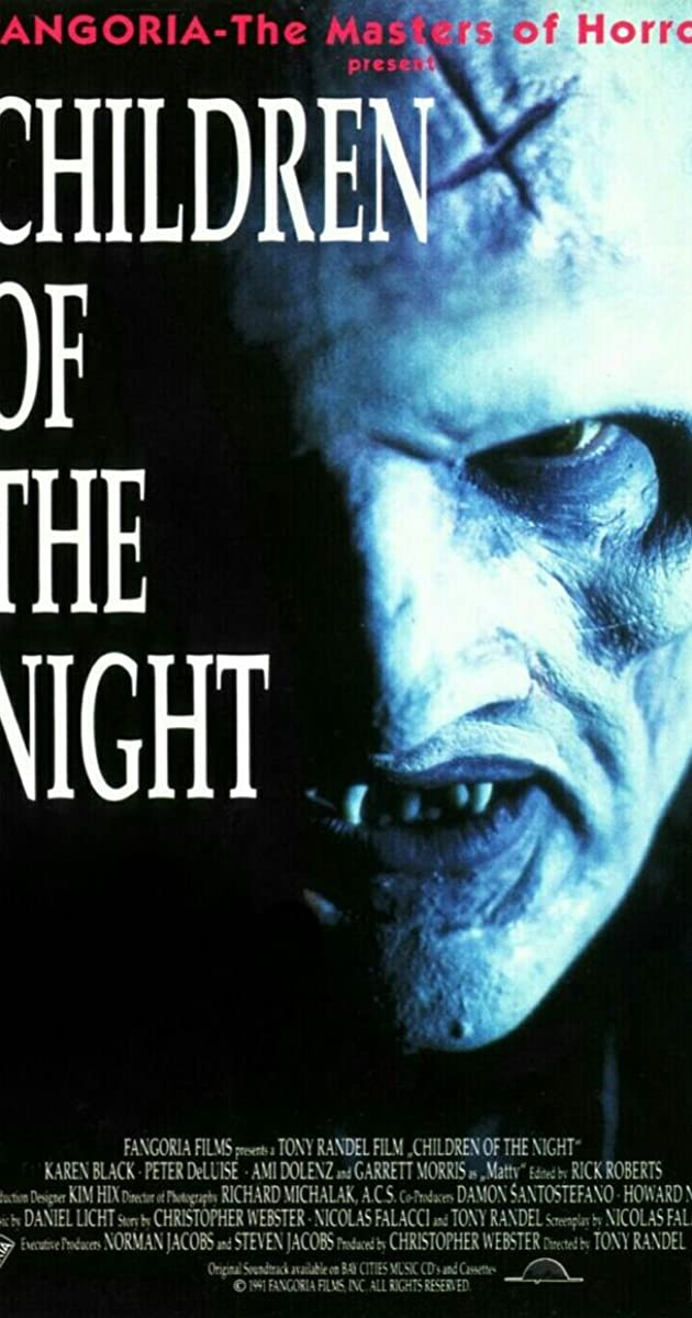 فيلم Children of the Night 2014