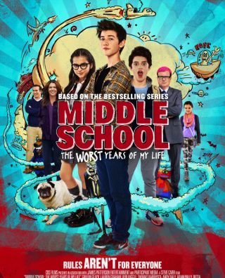 فيلم Middle School The Worst Years of My Life 2016 مترجم