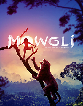 فيلم Mowgli Legend of the Jungle 2018 مدبلج