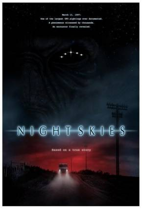 فيلم Night Skies 2007 مترجم