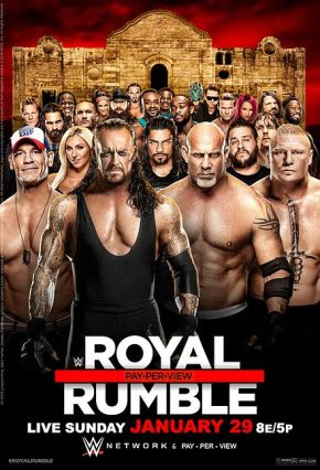 عرض WWE Royal Rumble 2017 مترجم