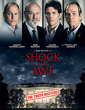 فيلم Shock and Awe 2017 مترجم