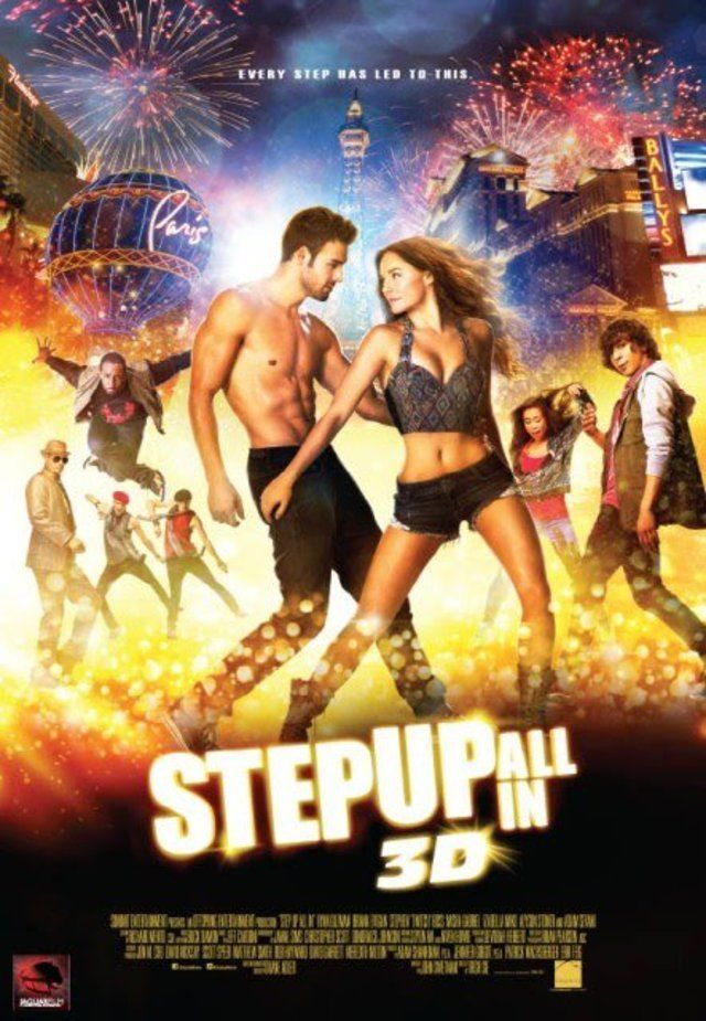 فيلم Step Up All In 2014 مترجم