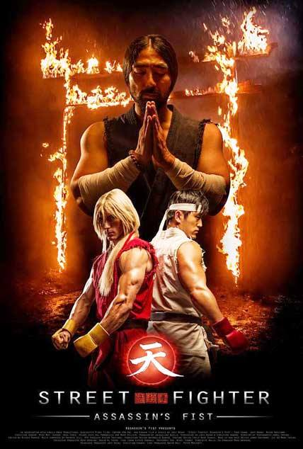 فيلم Street Fighter Assassins Fist 2014 مترجم