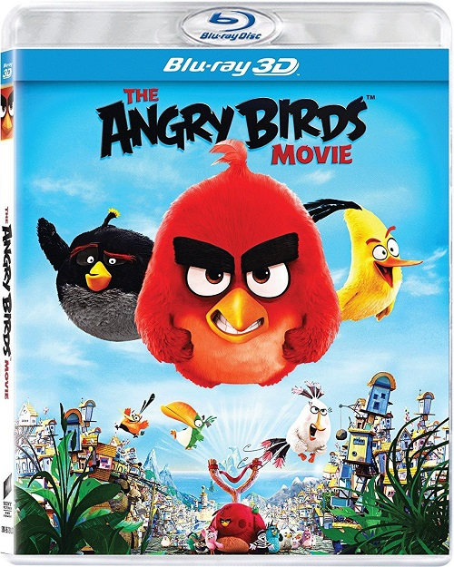 فيلم The Angry Birds Movie 2016 مترجم