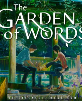 فيلم The Garden of Words 2013 مترجم