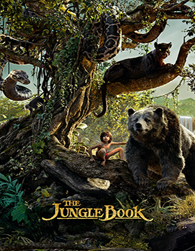 فيلم The Jungle Book 2016 مدبلج