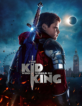 فيلم The Kid Who Would Be King 2019 مترجم