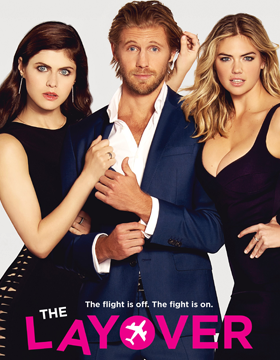 فيلم The Layover 2017 مترجم