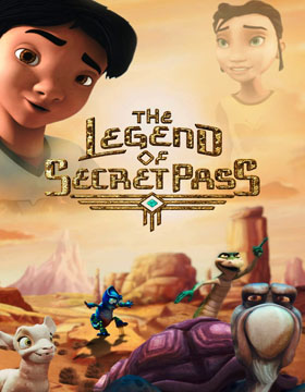 فيلم The Legend of Secret Pass 2019 مترجم