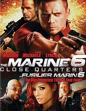 فيلم The Marine 6 Close Quarters 2018 مترجم