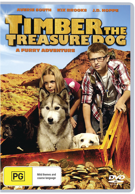 فيلم Timber the Treasure Dog 2016 مترجم