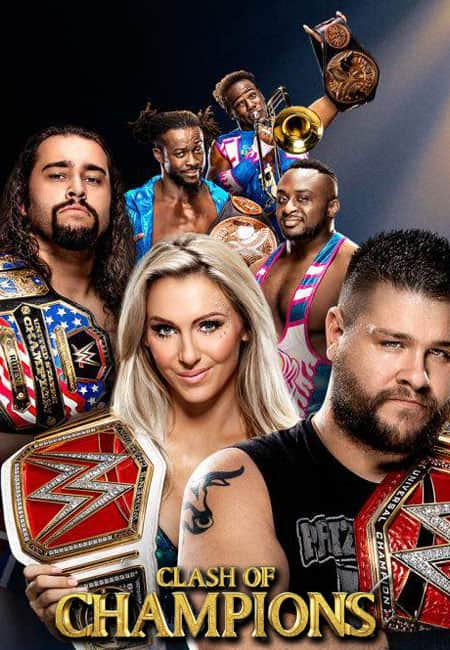 عرض WWE Clash Of Champions 2016 مترجم