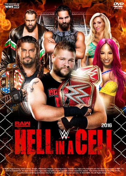 عرض WWE Hell In A Cell 2016 مترجم