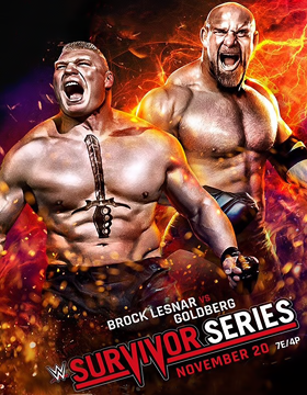 WWE Survivor Series 2016 WEB-HD مترجم