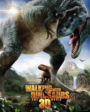 فيلم Walking with Dinosaurs 2013 مترجم
