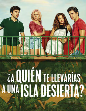 فيلم Who Would You Take to a Deserted Island 2019 مترجم 1080p WEB DL