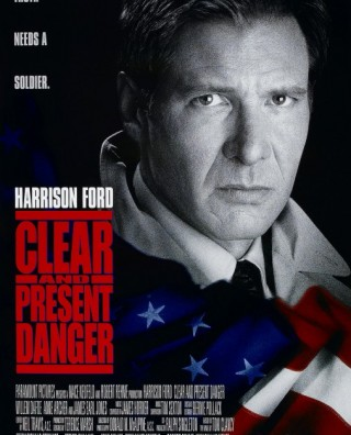 فيلم Clear and Present Danger 1994 مترجم