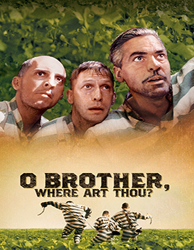 فيلم O Brother Where Art Thou 2000 مترجم
