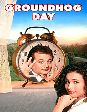 فيلم Groundhog Day 1993 مترجم