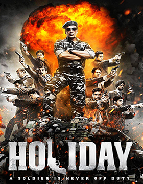 فيلم Holiday 2014 مترجم