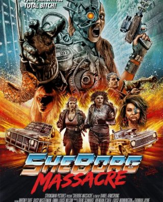 فيلم Sheborg Massacre 2016 مترجم