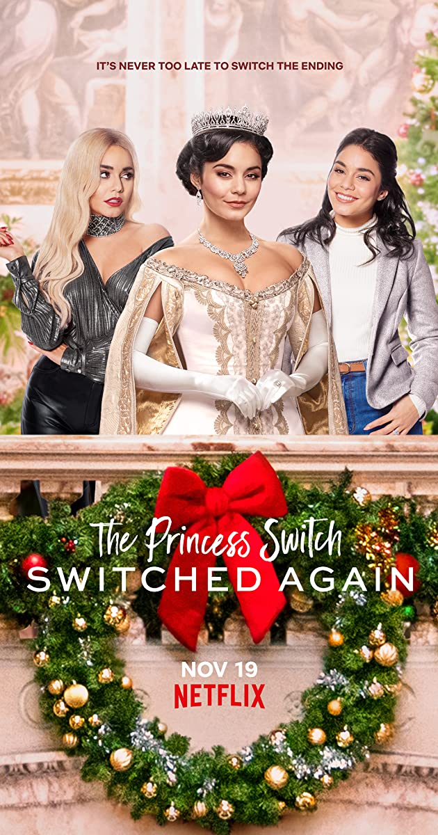 فيلم The Princess Switch Switched Again 2020