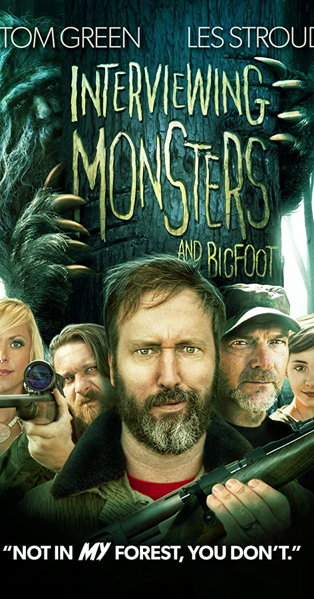 فيلم Interviewing Monsters and Bigfoot 2020